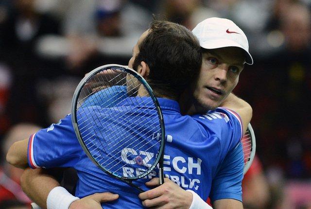 Finala Cupei Davis 2012 - Cehia - Spania