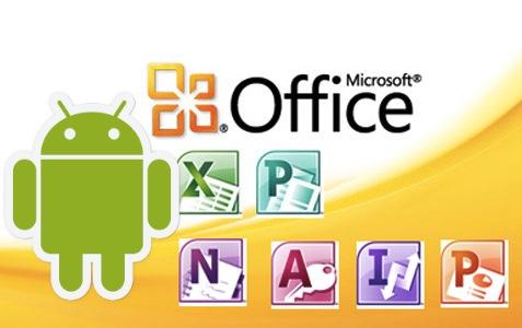 Microsoft Office pentru iOS & Android