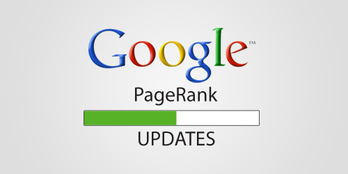 Update Pagerank - noiembrie 2012