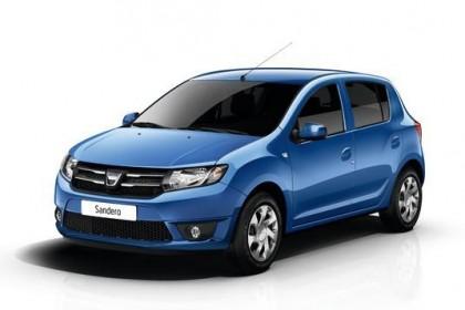 Jurnalistii englezi au promovat gratuit noua Dacia Sandero
