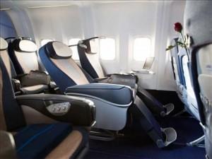 Confort mai ridicat cand calatoresti cu avionul