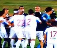 incident in uruguay la partida Nacional - Penarol