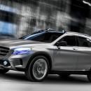 Mercedes GLA 1