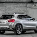 Mercedes GLA 3