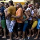 Suprapopulatie in Brazilia