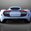 Audi R10 Concept
