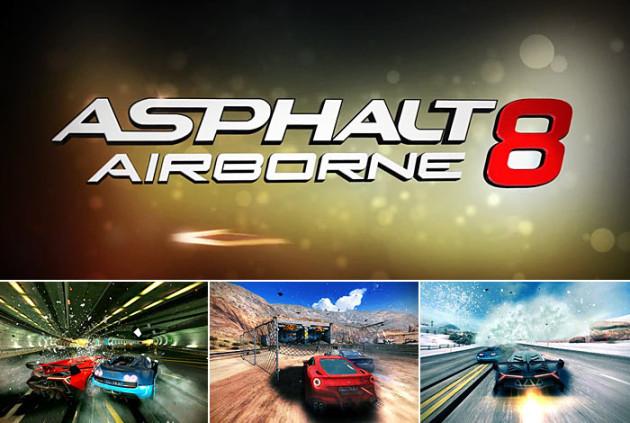 Trailer Asphalt 8 Airborne