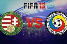 Romania - Ungaria - Campionatul European de Fifa 13