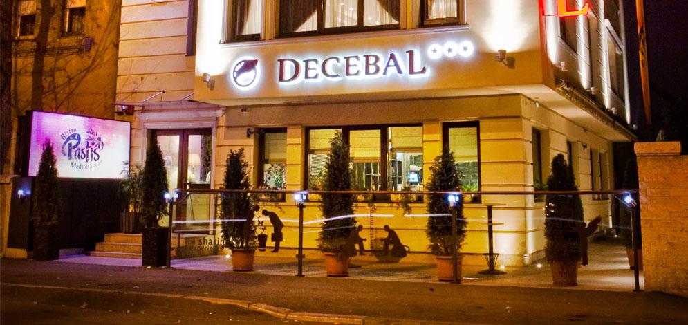 Hotel Decebal - cazare Bucuresti