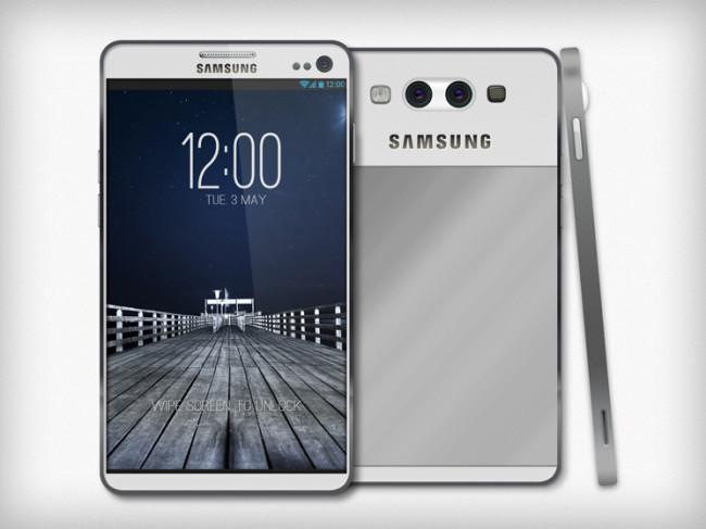 Design probabil Samsung Galaxy S5