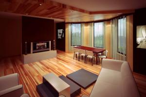 Idei de design interior pentru living
