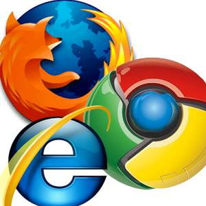 Browsere web populare