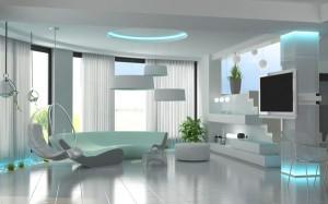 Design de interior - casa de vis