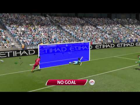 Goal Line Technology in Fifa 15