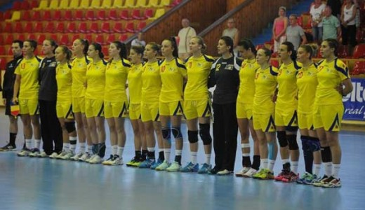 Romania Under 18 - campioana mondiala la handbal feminin
