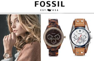 Colectii de ceasuri Fossil
