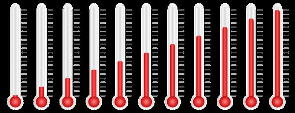 Harta termica pentru termografiere