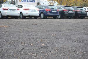 Locuri de parcare in preajma aeroportului