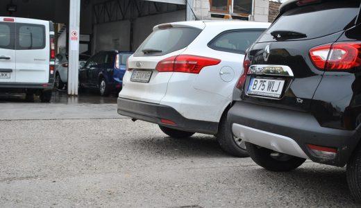 Spatiu de parcare in Cluj