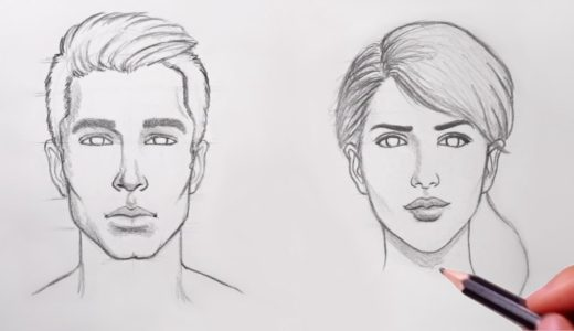 Cum sa desenezi fete ca un profesionist