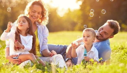 Timp de calitate cu intreaga familie